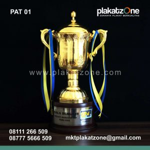 Trophy Piala Bergilir PAMA KIDE