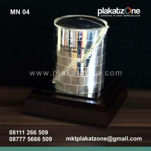 Souvenir Miniatur Kilang Minyak