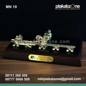 Miniatur PT Jasapower Indonesia