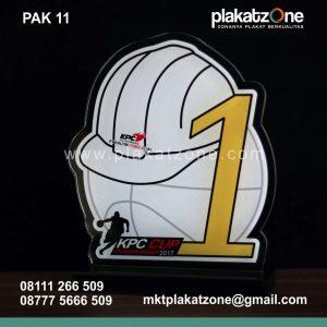 Plakat Akrilik Basketball KPC Cup