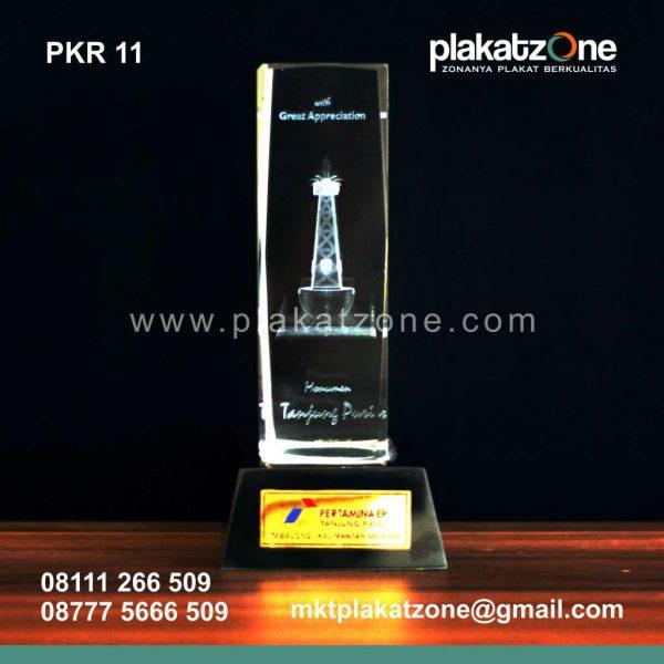 Plakat Kristal Tanjung Puri