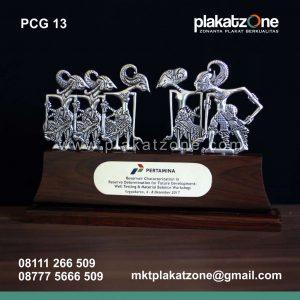 Souvenir Perusahaan Corporate Gift Pertamina Wayang