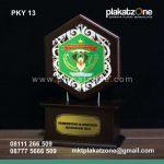 Plakat Kayu Pemerintah Kabupaten Mahakam Ulu