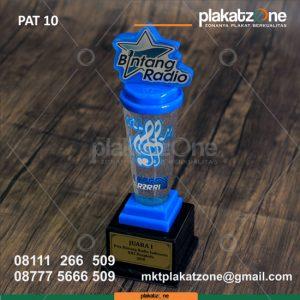 Trophy Piala Bintang Radio