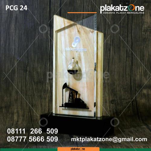 Corporate Gift Pompa Angguk SKK Migas