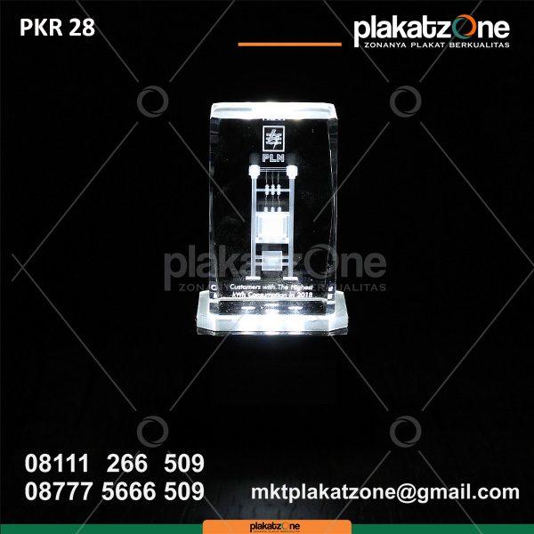 Plakat Kristal PLN 3D - plakatzone