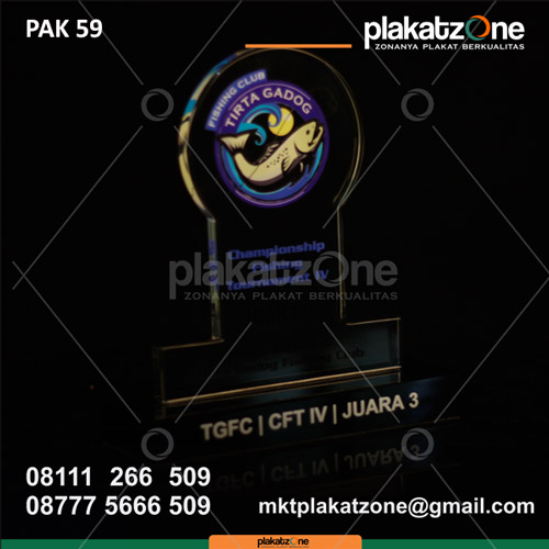 Piala Lomba Memancing Club Tirta Gadog