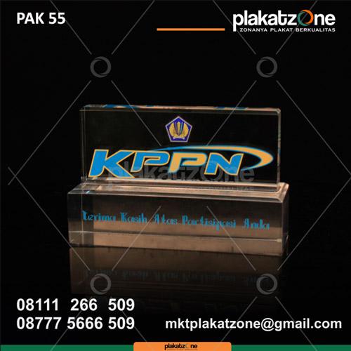 Plakat Akrilik KPPN