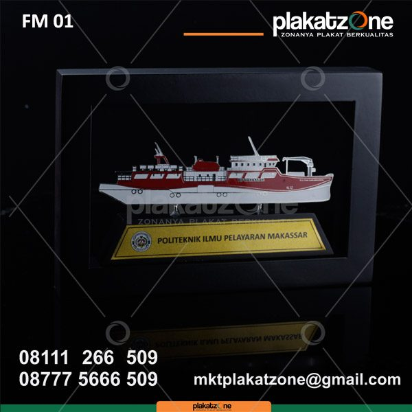Custom Frame Gifts Politeknik Ilmu Pelayaran Makasar