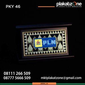 Plakat Kayu PLN