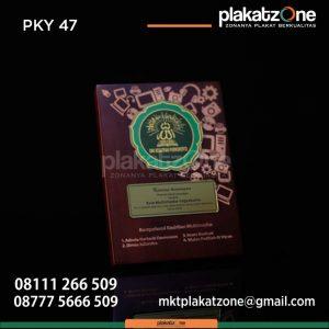 Plakat Kayu Kenang Kenangan Evio Multimedia Yogyakarta