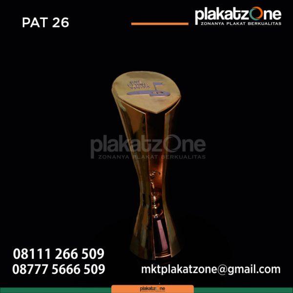 Piala Golf One Plung Yogyakarta