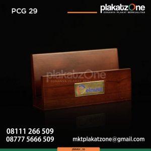 Souvenir Perusahaan Kayu Elnusa