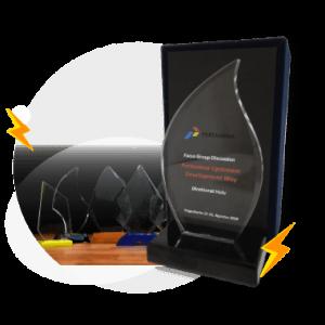 penghargaan yang cocok diberikan pada perusahaan