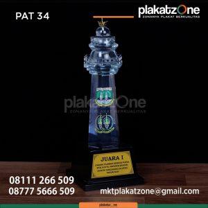 Piala MTQ Tingkat Provinsi Banten Terbaru