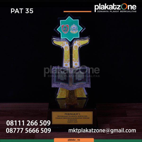 PAT35 Piala MTQ Peringkat 1 Tingkat Provisi Kalimantan Tengah di Buntok