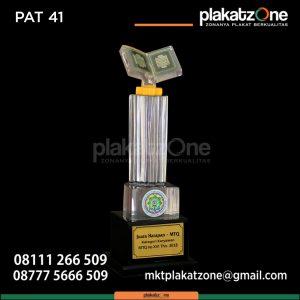 Harga Piala MTQ Juara Harapan 2018