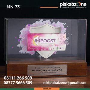 MN73 Miniatur PT SOHO Global Health