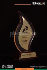 Plakat Akrilik Logam - Piala Akrilik Terbaik dan Berkualitas Unggulan