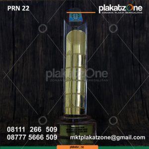 PRN22 Plakat Resin Anugerah Seni Dewan Perwakilan Aceh 2018