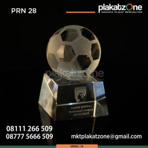 PRN28 Plakat Resin Juara Kofpli National League