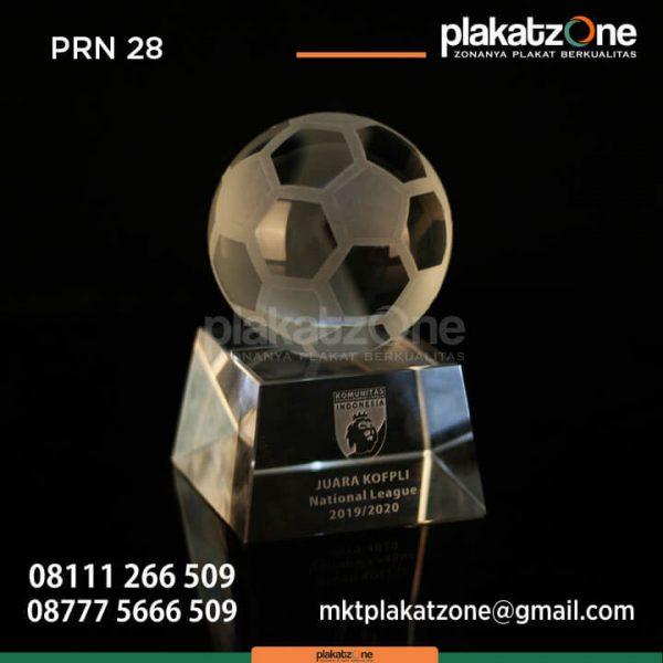 PRN28 Plakat Resin Juara Kofpli National League