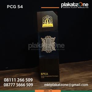 PCG54 Souvenir Perusahaan Kayu Resin Pancagita BPKA