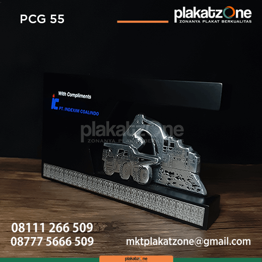 PCG55 Souvenir Perusahaan PT Indexim Coalindo